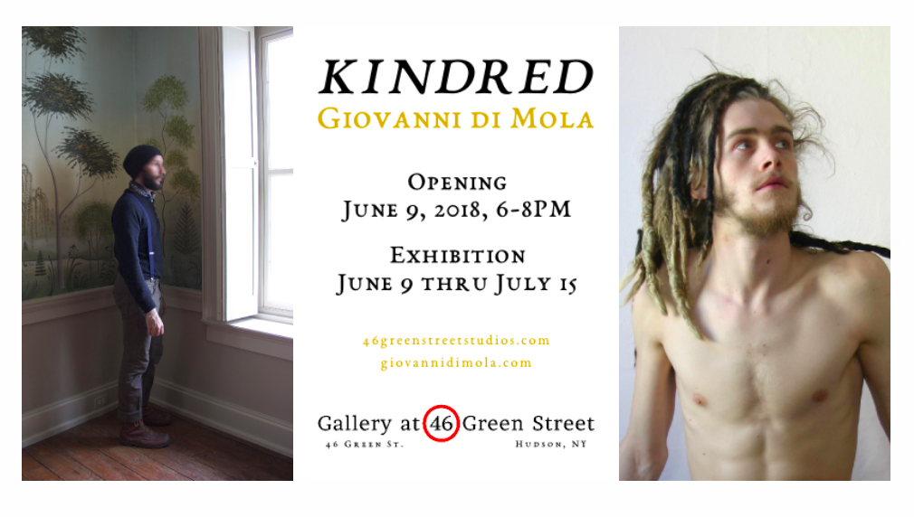 Giovanni di Mola - Kindred - Gallery at 46 Green Street - Hudson NY
